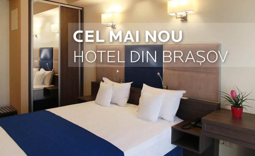 Belfort Hotel Brașov - Cel mai nou Hotel din Brașov