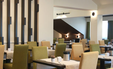 Restaurant la Belfort Hotel Brașov