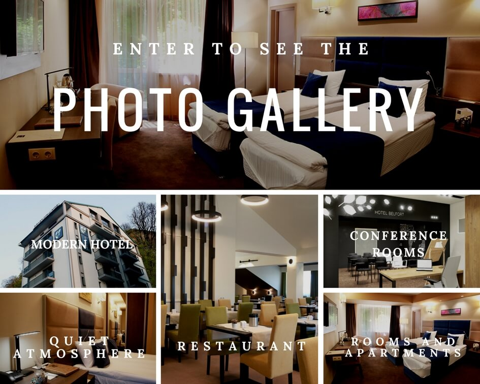 Belfort Hotel Brasov Photo Gallery